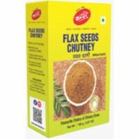 Katdare Javas Flaxseed Chutney - 100 Gm (3.5 Oz) [FS] - 1 unit