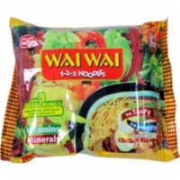 Wai Wai Instant Noodles Chicken Flavored - 65 Gm  (2 Oz) - 1 unit