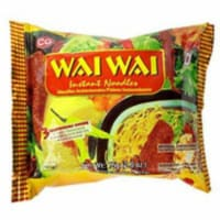Wai Wai Instant Noodle Veg Masala Flavored - 65 Gm  (2 Oz) - 1 unit