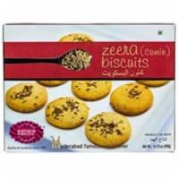 Karachi Bakery Cookie Zeera Biscuits - 400 Gm (14 Oz) - 1 unit