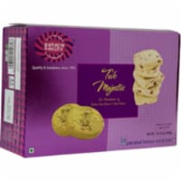 Karachi Bakery Two Majestic Badam Pista Fruit Biscuit - 400 Gm (14 Oz) - 1 unit