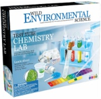 Wild Environmental Science Test Tube Chemistry Lab Kit