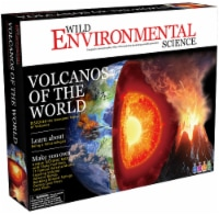 Wild Environmental Science Volcanos of the World Science Kit