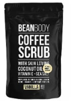 Bean Body  Coffee Scrub Vanilla