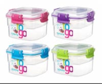 Sistema Snacks To Go Container - Assorted