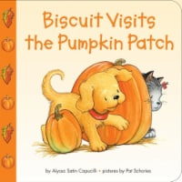 Biscuit Visits the Pumpkin Patch by Alyssa Satin Capucilli