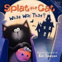 Splat the Cat What Was That? by Rob Scotton - 1 ct