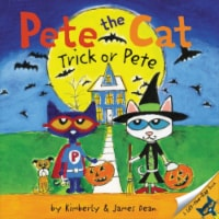 Pete the Cat Trick or Pete by Kimberly & James Dean