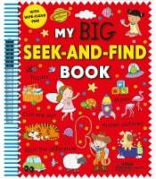My Big Seek-And-Find Book by Priddy