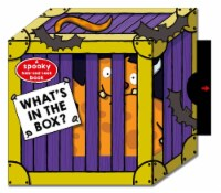 What's in the Box?: A Spooky Hide-and-Seek Book