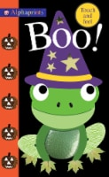 Boo! Touch and Feel Book by Alphaprints - 1 ct