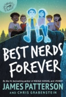Best Nerds Forever by James Patterson and Chris Grabenstein - 1 ct