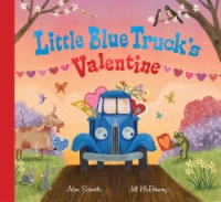 Little Blue Truck's Valentine by Alice Schertle and Jill McElmurry