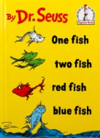 One Fish Two Fish Red Fish by Dr. Seuss
