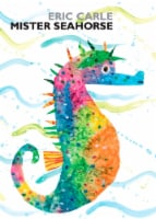 Mister Seahorse by Eric Carle - 1 ct