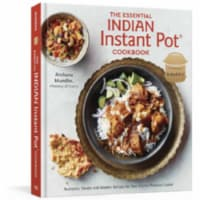The Essential Indian Instant Pot Cookbook - By Archana Mundhe - 1 unit