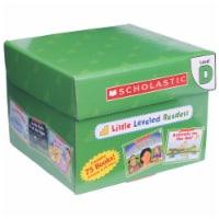 Scholastic Little Leveled Readers Level D Box Set - 1 ct