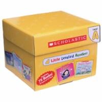 Scholastic Little Leveled Readers Level A Box Set - 1 ct