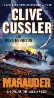 Marauder by Clive Cussler and Boyd Morrison - 1 ct