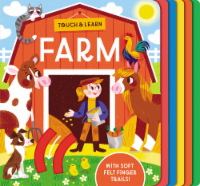 Touch & Learn Farm by Becky Davies
