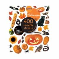 Eyelike Halloween Reusable Stickers - 400 pc