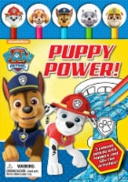 Paw Patrol Puppy Power! Pencil Toppers and Activity Book by Nickelodeon Paw Patrol