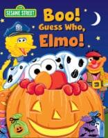 Sesame Street Boo! Guess Who Elmo - 1 ct