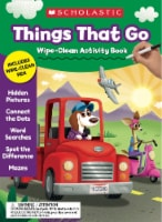 Things That Go by Scholastic