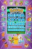 Pokémon™ Super Extra Deluxe Essential Handbook - 1 ct