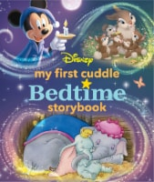 My First Cuddle Bedtime Storybook by Disney