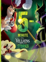5-Minute Villains Stories by Disney - 1 ct