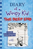Diary of a Wimpy Kid The Deep End by Jeff Kinney