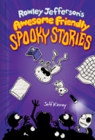 Rowley Jefferson's Awesome Friendly Spooky Stories by Jeff Kinney - 1 ct