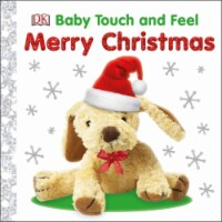 Baby Touch and Feel Merry Christmas - 1 ct