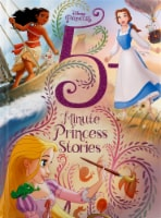 5 Minute Princess Stories by Disney Press