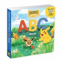 Pokemon Primers ABC Book - 1 ct