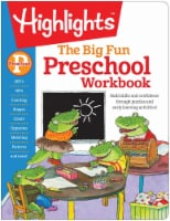 The Big Fun Preschool Workbook by Highlights