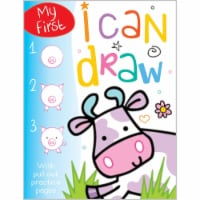 My First I Can Draw Bind Up Book by Make Believe Ideas - 1 ct