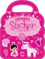 My Pretty Pink Sticker Purse - 1 ct