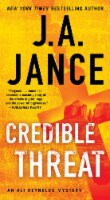 Credible Threat: An Ali Reynolds Mystery by J.A. Jance - 1 ct