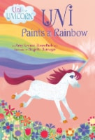 Uni The Unicorn Paints A Rainbow by Amy Krouse Rosenthal - 1 ct