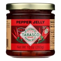 Tabasco Spicy Pepper Jelly  - Case of 6 - 10 OZ - Case of 6 - 10 OZ each