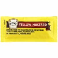 Mustard Packets 1000 Case 1/5 Ounce