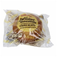 Otis Spunkmeyer Whole Grain Banana Muffin, 4 Ounce -- 48 per case.