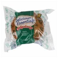 Otis Spunkmeyer Apple Cinnamon with Whole Grain Muffin, 4 Ounce -- 48 per case. - 48-4 OUNCE