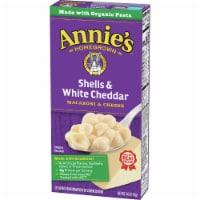 Annie's Shells & White Cheddar Macaroni & Cheese Case Sale - 12 ct / 6 oz