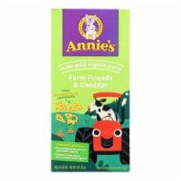 Annie's™ Farm Friends & Cheddar Macaroni & Cheese Case Sale - 12 ct / 6 oz