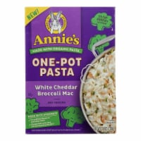 Annie's Homegrown - One Pot Psta Ched Brc - Case of 8 - 7.2 OZ
