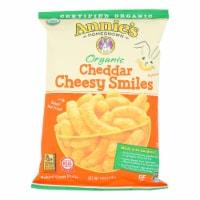 Annie's Organic Cheddar Cheesy Smiles