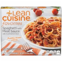 Lean Cuisine, Spaghetti With Meat Sauce, 11.5 oz. (12 count) - 12 Count